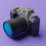 comics camera