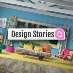 design stories match 3 game room decoration