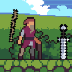 grandpa rpg grow pixel wizard