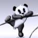 hd panda wallpaper cute kawaii