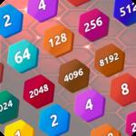number merge 2048 2048 merge number games