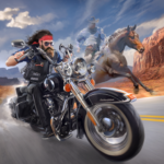 outlaw riders war of bikers