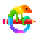 pixel art color by number