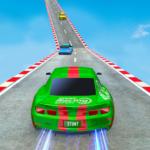 sports car crazy stunts 2020 mega ramp car games