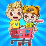 vlad nikita supermarket game for kids