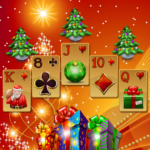 xmas tripeaks card solitaire tournament edition