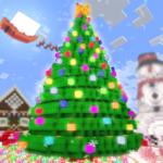 christmas tree for minecraft pe